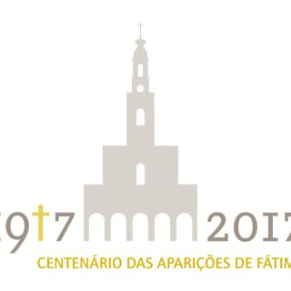 Logo centenario apparizioni Fatima - Tempo di preghiera