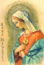 Rosa Mistica - Tempo di preghiera