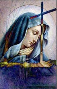 B.V. Maria Addolorata - Tempo di preghiera