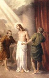 La flagellazione di Gesù - Tempo di preghiera