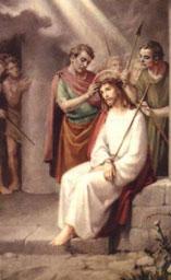 L'incoronazione di spine - Tempo di preghiera