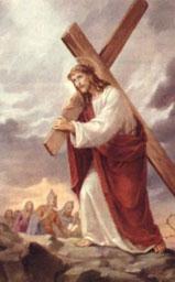Gesù sale al Calvario - Tempo di preghiera