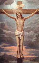 Crocifissione di N. S. Gesù Cristo - Tempo di preghiera