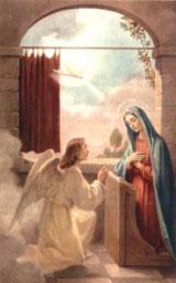 Annunciazione - Tempo di preghiera