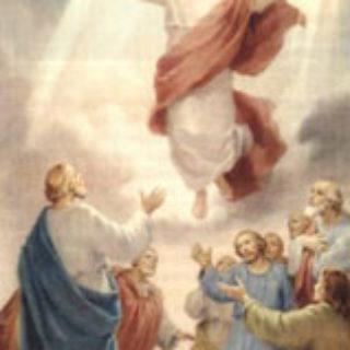 Ascensione di Gesù al cielo - Tempo di preghiera