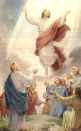 L'ascensione di Gesù al cielo - Tempo di preghiera