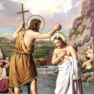 Battesimo di Gesù - Tempo di preghiera