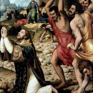 Martirio di Santo Stefano - Tempo di preghiera