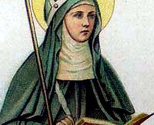 Santa Brigida - Tempo di preghiera