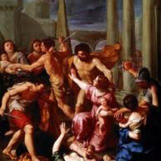 S. Innocenti martiri - Tempo di preghiera