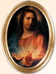 Sacro Cuore - Tempo di preghiera