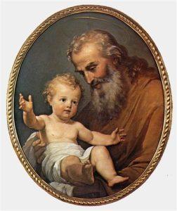 San Giuseppe - Tempo di preghiera