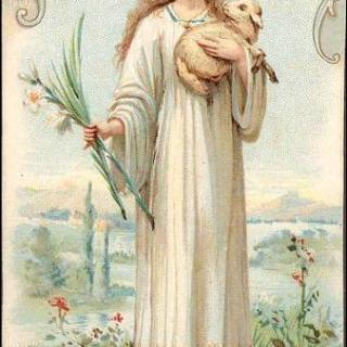 Santa Agnese - Tempo di preghiera