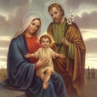 Santa Famiglia - Tempo di preghiera