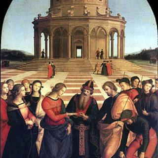 Sposalizio Maria e Giuseppe - Tempo di preghiera
