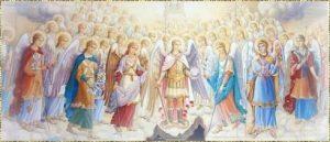 Nove cori degli Angeli - Tempo di preghiera