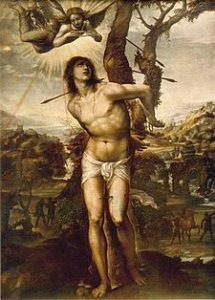 S. Sebastiano - Tempo di preghiera