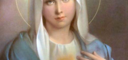Cuore immacolato Maria - Tempo di preghiera