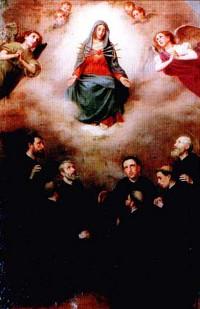 Fondatori servi di Maria - Tempo di preghiera