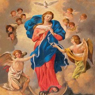 Maria scioglie i nodi - Tempo di preghiera