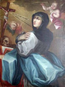 S. Margherita da Cortona - Tempo di preghiera