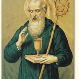 S. Benedetto - Tempo di preghiera