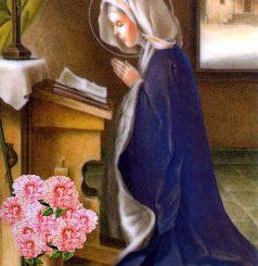 S. Geltrude - Tempo di preghiera