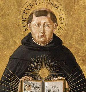 an Tommaso d'Aquino - Tempo di preghiera