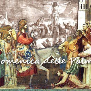 Domenica delle Palme - Tempo di preghiera