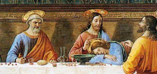 Gesu e Giovanni - Tempo di preghiera