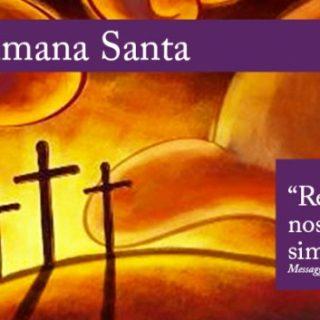 Settimana Santa - Tempo di preghiera