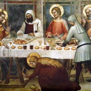 Unzione betania - Tempo di preghiera