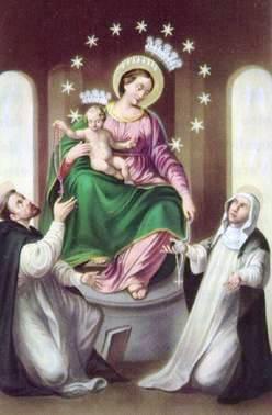 Madonna Pompei - Tempo di preghiera