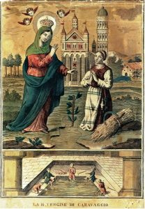 Madonna di Caravaggio - Tempo di preghiera