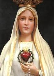 Madonna di Fatima - Tempo di preghiera