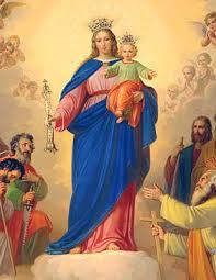 Maria Ausiliatrice - Tempo di preghiera