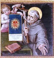 S. Bernardino da Siena - Tempo di preghiera