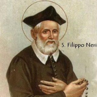 S. Filippo Neri - Tempo di preghiera