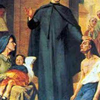 S. Giuseppe Cottolengo - Tempo di preghiera