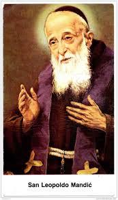S. Leopoldo Mandic - Tempo di preghiera