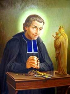 S. Luigi M. Da Monfort - Tempo di preghiera