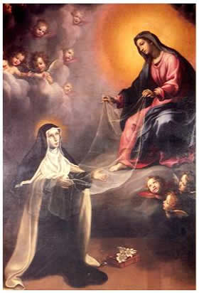 S. Maria Maddalena de Pazzi - Tempo di preghiera