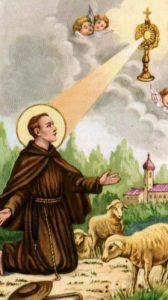 S. Pasquale Baylon - Tempo di preghiera