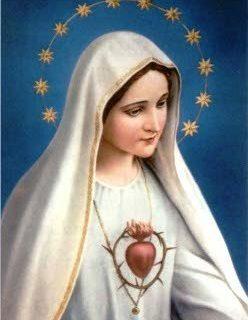 Corona dodici stelle - Tempo di preghiera