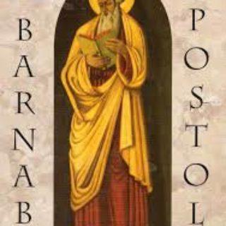 S. Barnaba - Tempo di preghiera