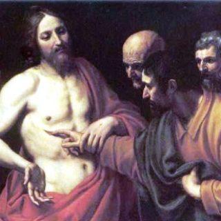 S. Tommaso Apostolo - Tempo di preghiera