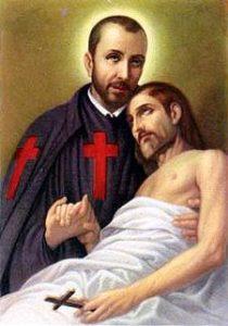 S. Camillo de Lellis - Tempo di preghiera