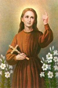 S. Clelia Barbieri - Tempo di preghiera