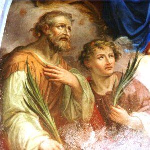 S. Nazario e Celso - Tempo di preghiera