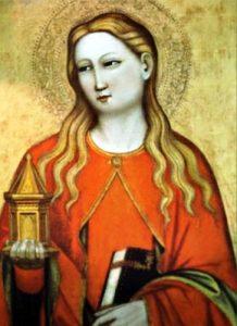 S. Maria Maddalena - Tempo di preghiera